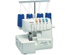BROTHER 1034D 3-4 Lay-in Thread Serger with Lower Looper Threader