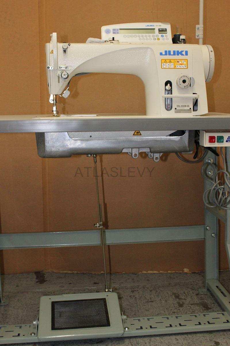 Automatic Juki Single Needle Lockstitch Machine Model Ddl