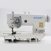 Split bar double needle sewing machine Atlas USA AT875