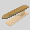 Wood Industrial Ironing board for sleeves