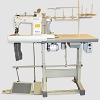 Feed off arm Three Needle Chain-stitch sewing machine AtlasUSA AT928-PL