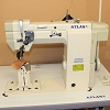 Direct Drive post bed sewing machine with roller foot AtlasUSA AT9910D