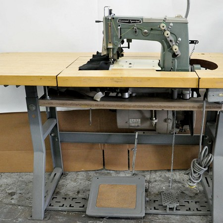 Kansai Special DUK-1702PMD, Coverstitch w/ puller
